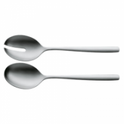 WMF Prego Salad spoons, Material Stainless steel, 2 pc(s), Dishwasher proof, Stainless steel  19,00