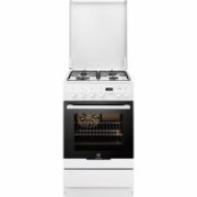 Electrolux EKK 54554OW Freestanding cooker/Gas hob/Electric Oven 56L  239,00
