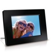 Philips Digital PhotoFrame SPF1207 17.8cm (7'') 16:10 frame ratio  190,00