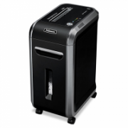 Fellowes Powershred 99Ci Black, 34 L, Shredding CDs, Credit cards shredding, Paper handling standard/output 18 sheets per pass, Warranty 24 month(s), Cross-Cut Shredder  373,00
