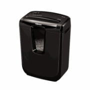 Fellowes Shredder  M-7C Black, 14 L, Paper shredding, Credit cards shredding, Paper handling standard/output Shreds 7 sheets per pass into 4x35mm cross-cut particles (Security Level P-4), Traditional  82,00