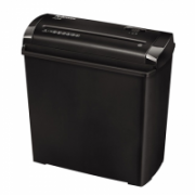 Fellowes Shredder P-25S Black, 11 L, Paper shredding, Paper handling standard/output 7mm strips, security level P-2, Traditional  40,00