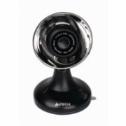 A4Tech USB 2.0 Webcam whit microphone, driver less  15,00