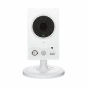 D-Link DCS-2103/UPA Cube Network Camera, 3.45 mm, 1.0 MP, Power over Ethernet (PoE), 720p  122,00