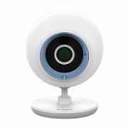 D-Link DCS-700L Wi-Fi Baby Camera, 0.3 MP, 2.44 mm,  64,00