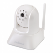 Edimax IC-7001W  Wireless Day and Night PT Network Camera Network Camera, 0.3 MP, 3.6 mm,  68,00