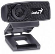 Genius FaceCam 1000X (HD/720P/MF/USB 2.0/UVC/MIC)  17,00
