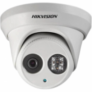 Hikvision DS-2CD2342WD-I Turret Network Camera, F2.8 mm, 4.0 MP, Power over Ethernet (PoE), 1520p,  143,00