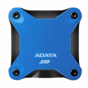 ADATA External SSD SD600Q 240 GB, USB 3.1, Blue  55,00