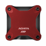 ADATA External SSD SD600Q 240 GB, USB 3.1, Red  48,00