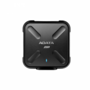 ADATA External SSD SD700 256 GB, USB 3.1, Black  108,90