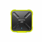 ADATA External SSD SD700 256 GB, USB 3.1, Black/Yellow  58,00