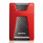 "ADATA HD650 2000 GB, 2.5 "", USB 3.1 (backward compatible with USB 2.0), Red  77,00"