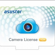 Asus Asustor NVR Camera licence AS-SCL01- 1CH  38,00