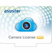 Asus Asustor NVR Camera licence AS-SCL04 - 4CH  134,00