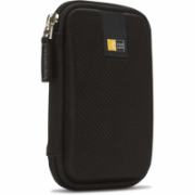 Case Logic Portable Hard Drive Case Black, Molded EVA Foam  10,00