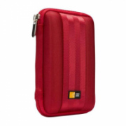 Case Logic QHDC101R EVA External Harddrive Case, small (8.3 x 2.0 x 13.2cm), sangria (red) Case Logic  9,00