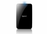 External HDD Apacer AC233 2.5'' 3TB USB 3.1, Black  106,00