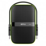 External HDD Silicon Power Armor A60 2.5'' 2TB USB 3.0, IPX4, Black  79,00