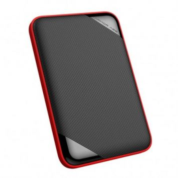 External HDD Silicon Power Armor A62 2.5'' 2TB USB 3.1, waterproof, IPX4, Black