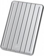 External HDD Silicon Power Armor A75 2.5'' 1TB USB 3.1, thin, shockproof, Silver  68,00