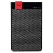External HDD Silicon Power Diamond D30 3TB USB 3.0, ultra-slim 7mm, IPX4, Black  116,00