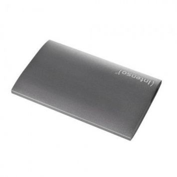 Intenso External Portable SSD 1,8'' 128GB, Premium Edition, USB 3.0, Anthracite