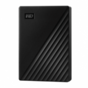 Išorinis HDD WD My Passport 2.5'' 5TB USB 3.2 Juodas  187,00