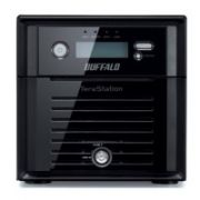 NAS TeraStation 4200 diskless/2 bay/2xGE/Atom 2.13GHz/2GB RAM/USB3.0/iSCSI - RAID 0/1  398,00