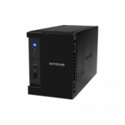 Netgear ReadyNAS 212 2, ARM, Quad core 1.4 GHz High Performance ARM Cortex A15, Processor frequency 1.4 GHz, 2 GB, Black  315,00