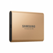 Samsung Portable SSD T5 1000 GB, USB 3.1 Gen 2, Gold  165,00