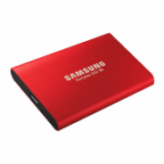 Samsung Portable SSD T5 1000 GB, USB 3.1 Gen 2, Red  196,00