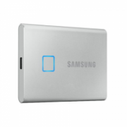 Samsung Portable SSD T7 1000 GB, USB 3.2, Silver, with fingerprint and password security  232,00