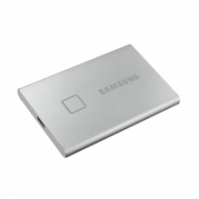 Samsung Portable SSD T7 2000 GB, USB 3.2, Silver, with fingerprint and password security  434,00