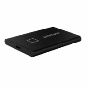 Samsung Portable SSD T7 500 GB, USB 3.2, Black, with fingerprint and password security  142,00