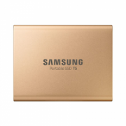 Samsung T5 500 GB, USB 3.1, Gold, Portable SSD  109,00