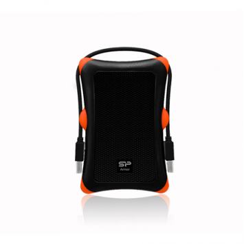 "Silicon Power Armor A30 1TB 2.5 "", USB 3.1, Black"