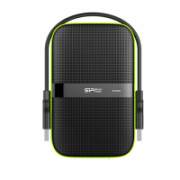 "Silicon Power Armor A60 3000 GB, 2.5 "", USB 3.1, Black  132,00"