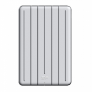 Silicon Power Portable SSD Bolt B75 256 GB, USB 3.2, Silver  58,00