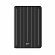 Silicon Power Portable SSD Bolt B75 Pro 256 GB, USB 3.2, Black  61,00