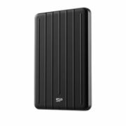 Silicon Power Portable SSD Bolt B75 Pro 512 GB, USB 3.2, Black  102,00