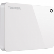 "Toshiba Canvio Advance 1000 GB, 2.5 "", USB 3.0, White  62,00"