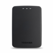Toshiba Canvio AeroCast 1000 GB, USB 3.0, Wireless, Black  101,00