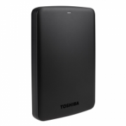"Toshiba Canvio Basics 3000 GB, 2.5 "", USB 3.0, Black  120,00"