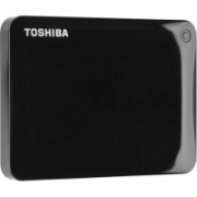 "Toshiba Canvio Connect II 2000 GB, 2.5 "", USB 3.0, Black, 10 GB Cloud Storage (Pogoplug)  99,00"