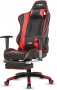 I-BOX AURORA GT1  GAMING ARMCHAIR BK/RED  144,00