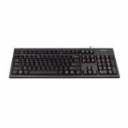 A4Tech Keyboard and mouse set, KR-85+OP-620D,  multimedia, wired, Keyboard layout EN/RU, USB  12,00
