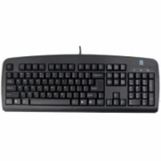 A4Tech Keyboard KB720 standard, wired, Keyboard layout EN/RU, black, USB  10,00