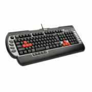 A4Tech X7-G800 Gaming, Wired, Keyboard layout EN, USB, Black, English  21,00