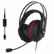 Asus 3.5 mm, USB, TUF GAMING H7, Red/Black, Built-in microphone  106,00